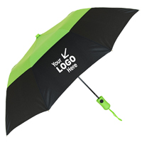 "Bold Color 42"" Umbrella"